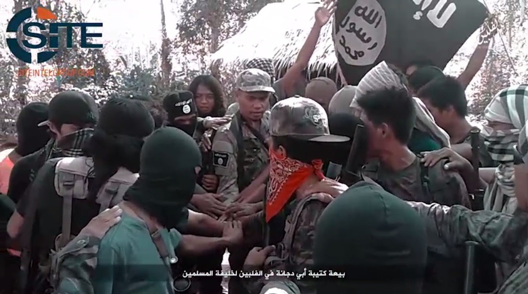 ISIS' Suicide Bombing in the Philippines Could be a Regional Game-Changer