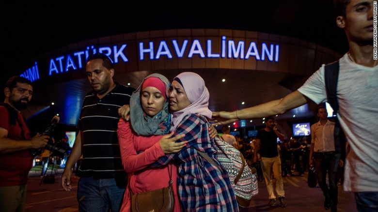 Why Hasn't Anyone Claimed the Ataturk Airport Attack?