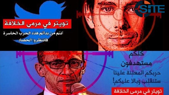 Analysis of Pro-IS Media Group's Threats to Twitter