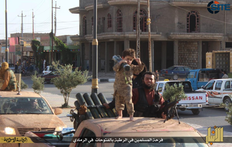 IS in Ramadi: The Terrifying Truth Behind Islamic State's Latest Capture