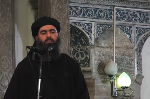 IS Leader Abu Bakr al-Baghdadi Rallies Fighters, Condemns US-Led Coalition in New Speech