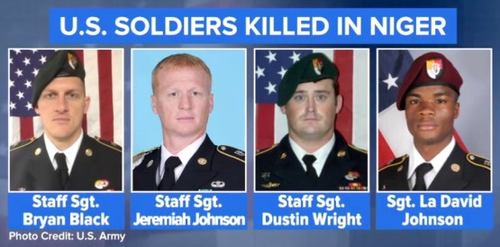 Who Killed U.S. Troops in Niger, and Why Haven't They Claimed Responsibility?