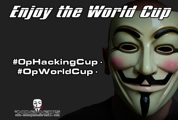 Brazilian Hackers Persist with Operation World Cup