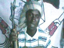 Image: UN bomber and Boko Haram member Mohammed Abdul Barra Source: AMEF