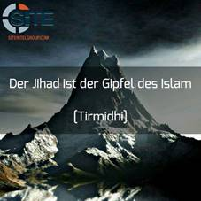 German Speaking Jihadi in Syria Forwards Contact Info for Migration Advice