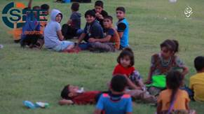 IS Divisions in Ninawa and Raqqah Show Kids Enjoying Eid al Fitr Activities2