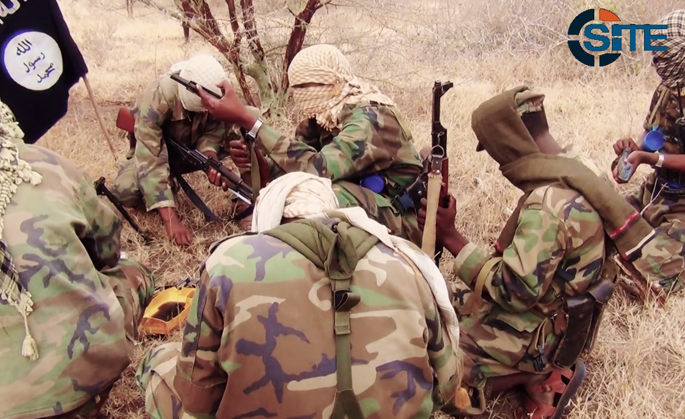 7 13 Shabaab fighters
