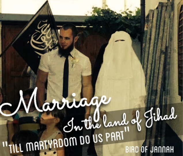 3 6 Marriage in the land of Jihad