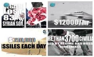 NF Video Details Costs and Casualties of War through Infographics