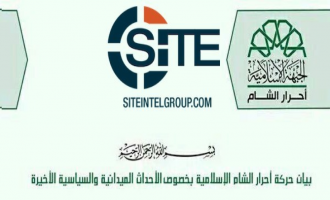 Ahrar al-Sham Announces Withdrawal from Geneva Conference