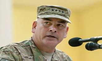 "Afghan Taliban Blasts ""Implausible Demands of General John Campbell"""