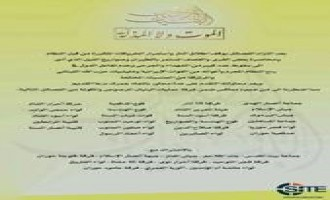 Al-Bunyan al-Marsous Operation Room Provide List of Participating Factions in Battle in Daraa