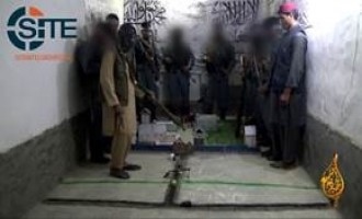 Afghan Taliban's Manba al-Jihad Studio Releases Video on Sep. 2015 Ghazni Prison Break