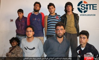 "IS Claims Capturing Eight, Killing ""Dozens"" in Northern Aleppo"