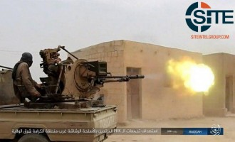 IS Claims Killing 65 from PKK Forces across its Raqqah Province