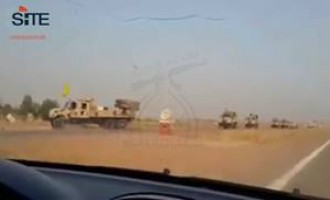 Video Shows Kata'ib Hezbollah (Hezbollah Brigades) Transporting Rockets to Fallujah