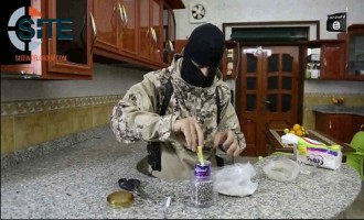 "Pro-IS User Posts Manual for Creating ""Severe"" Explosions in Confined Spaces"