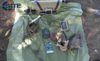Shabaab Releases Photos of Spoils from Fallen U.S. Soldier in Lower Shabelle, Somalia