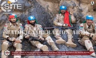 BLA Claims Credit for Suicide Raid at Pearl Continental Hotel in Gwadar