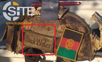 "Afghan Taliban Publishes Photos of Supposed ""Black Water"" Gear Left Behind by Afghan Forces"