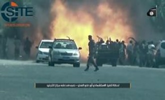 IS Division in Yemen Releases Video on Suicide Bombings at Recruitment Centers Killing Nearly 90 Total