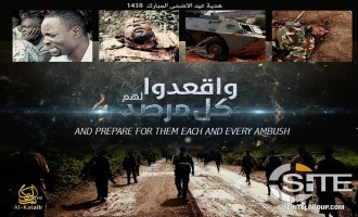 "Shabaab Video Shows Clashes in Somalia and Kenya, Identifies ""Martyrs"""