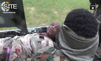 IS' West Africa Province Releases Video of Storming Nigerian Military Post in Zari