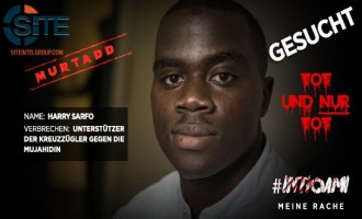 "Pro-IS German Channel Labels Harry Sarfo an ""Apostate"" and ""Traitor,"" Calls for His Death"