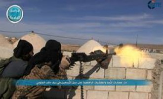 Nusra Front Photo Report Shows Attack on Regime Forces in South Aleppo