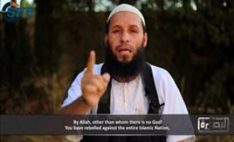 Fighters in NF Video Condemn IS as a Renegade Organization, Lay out Arguments