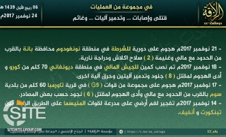 Al-Qaeda's Mali-based Branch Claims Two Attacks in Burkina Faso, Including First on G5 Sahel Force