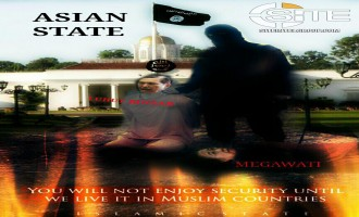IS Supporters Share Poster Threatening Indonesia, Indonesian Politicians