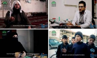 Ahrar al-Sham Video Asks Aleppo Citizens to Share Thoughts on IS