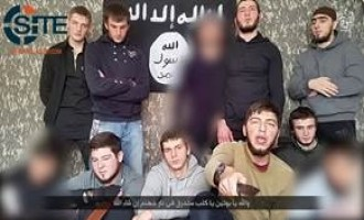 IS' Caucasus Province Releases Video of Grozny Attackers, Threats to Russia