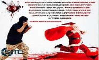 Pro-IS Group Calls on Lone Wolves in West to Launch Attacks During Holiday Season