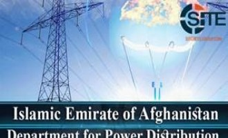 "Afghan Taliban Invites Private Electric Companies to Contact its ""Power Distribution"" Department, Rejects NY Times Report"
