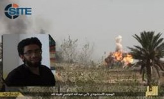 IS Publishes Three-Part Photo Report on Suicide Bombings, Attacks on Yabani Bridge in Anbar