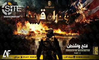 Pro-IS Group Continues Series on Hypothetical Attacks with Video Depicting Assault on White House