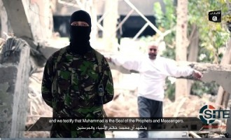 IS' Raqqah Province Releases Video Advising Lone Wolves on Close-Quarter Combat, Bomb-making