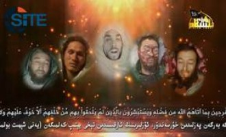 "TIP Division in Syria Releases Visual Chant Promoting ""Martyrdom"" in Battle"