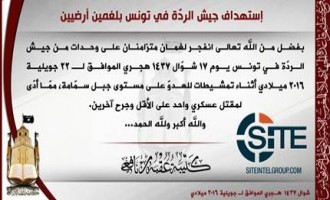 Uqba bin Nafi Battalion Claims Land Mine Attack on Army Units at Mount Sammamah