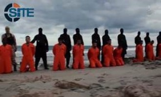 IS Releases Video of Beheading Kidnapped Egyptian Christians in Libya