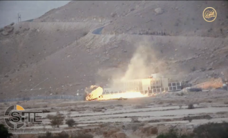 AQAP Video Features Rocket Attack on Elite Forces in Hadramawt