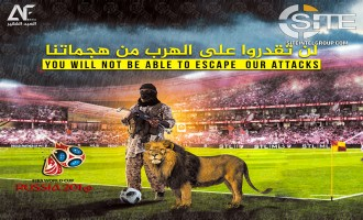 IS-linked Group Reiterates Attack Threat to 2018 FIFA World Cup