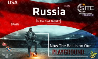 IS-Linked Groups Stress World Cup as Next Major Op, Following U.S., Spain, Iran, France