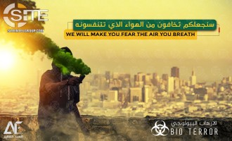 IS-linked Group Continues Bio-Terror Poster Campaign for 4th Consecutive Day