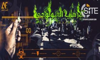IS-linked Group Urges Lone Wolves Use Biological Weapons in Western Countries