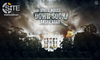 "Referencing Hollywood Film, IS-linked Group Warns ""White House Down"" Soon"