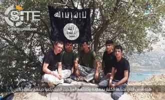IS' 'Amaq Releases Video of Executors of Attack on Foreign Tourists in Tajikistan