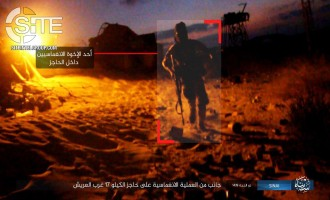 IS Claims Repulsing Egyptian Military Offensive, Executing Commando Attack in North Sinai